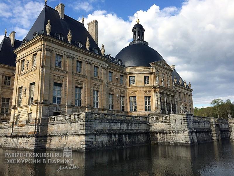 Во-ле-Виконт, Франция