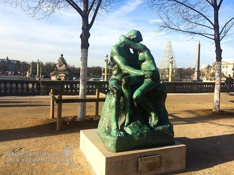 Музей Оранжери Париж
