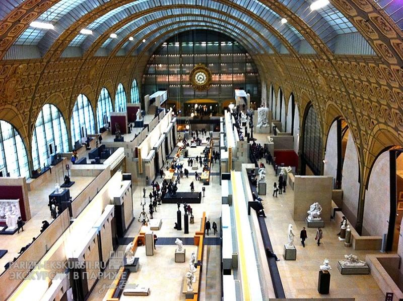 Музей Орсе, Париж